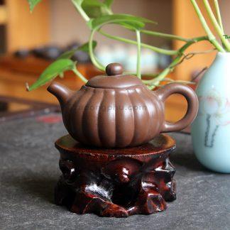 ấm tử sa pha trà