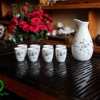 Bình Châm Tửu - BAC147