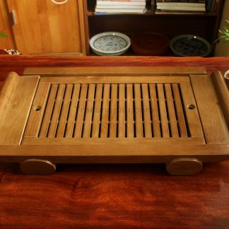 khay trà gỗ - kg33