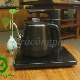 bếp pha trà cách nhiệt