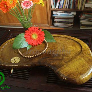 khay trà gỗ KG91