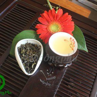 trà ô long mật hương