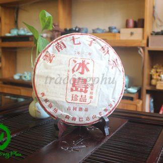 bánh trà phổ nhĩ PNB30